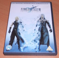 Final Fantasy VII – Advent Children Special Edition