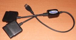 Two-Port Playstation USB Adapter