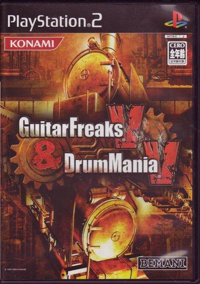 Guitar Freaks V & Drummania V