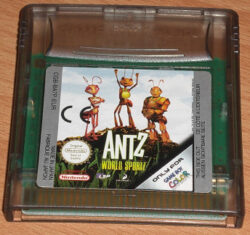 Antz – World Sportz