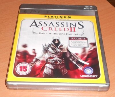 Assassin's Creed II – Game of the Year Edition