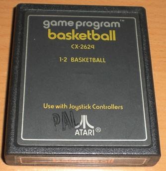 Basketball - Atari 2600