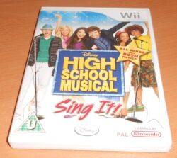 High School Musical – Sing It!
