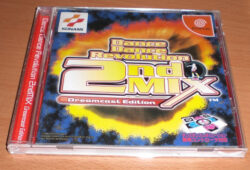 Dance Dance Revolution 2nd Mix – Dreamcast Edition