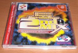 Dance Dance Revolution 2nd Mix – Dreamcast Edition