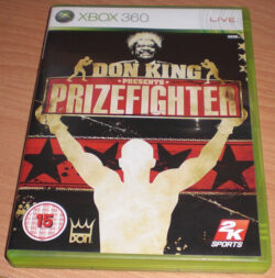Don King Presents Prizefighter - Xbox 360