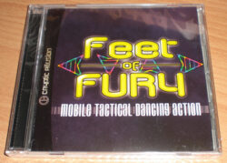 Feet of Fury - DC