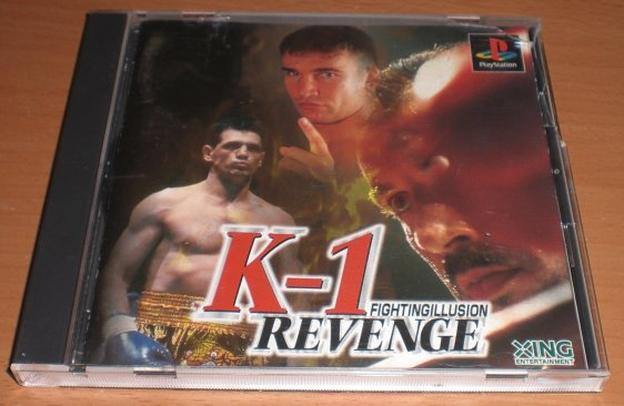 Fighting Illusion – K-1 Revenge