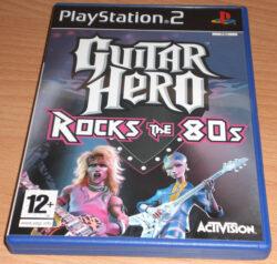 Guitar Hero – Rocks the 80s