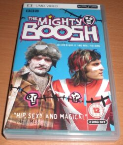 Mighty Boosh, The