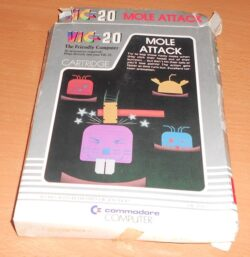 Mole Attack - Vic 20