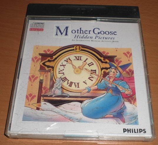 Mother Goose – Hidden Pictures