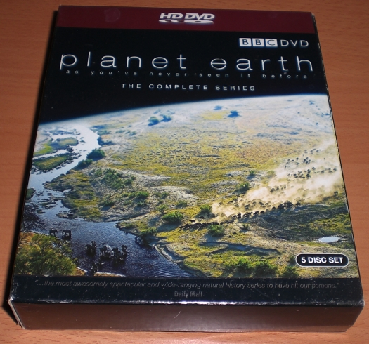 Planet Earth - The Complete Series