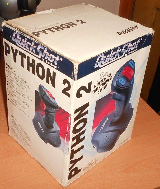 Quickshot Python 2 Joystick
