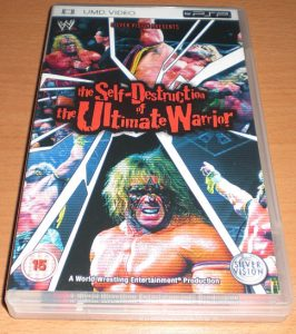 Self-Destruction of the Ultimate Warrior, The