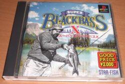 Super Black Bass X
