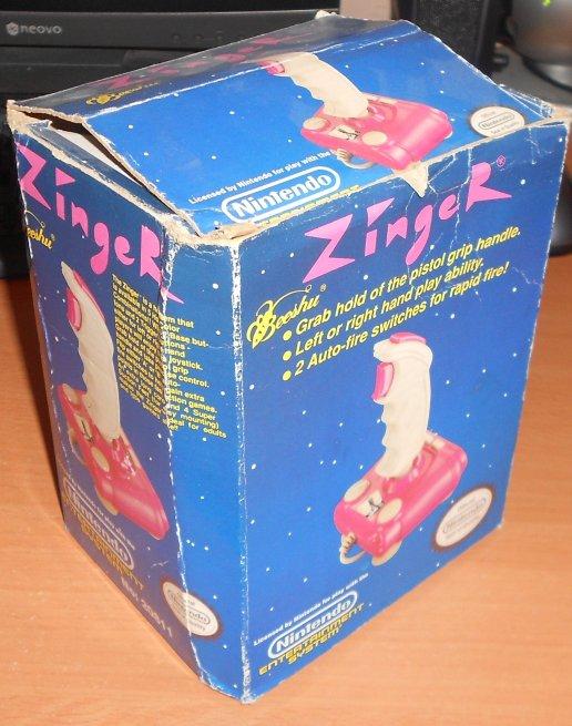 Zinger Joystick – Pink