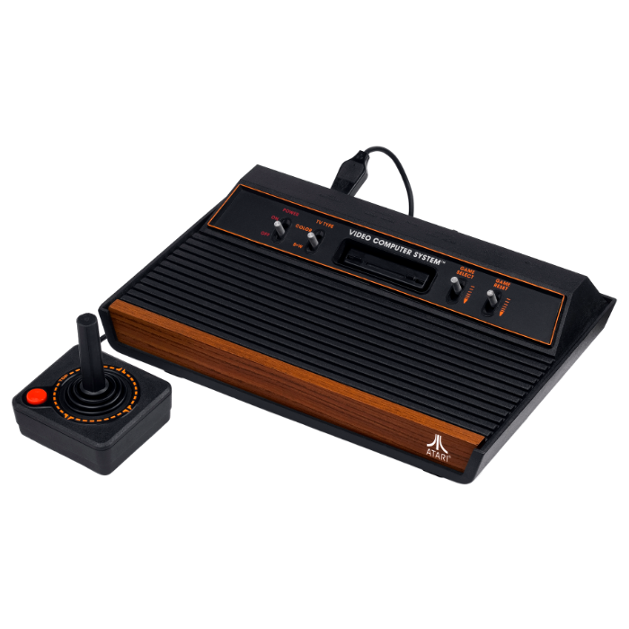 Atari 2600/7800 Hardware