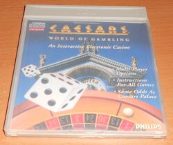 Caesars World of Gambling (CD-I)