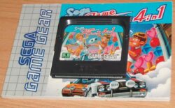 Sega Game Pack 4 in 1