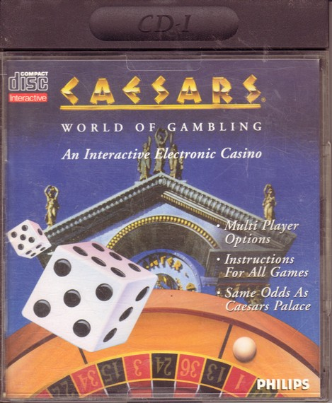 Caesars World of Gambling