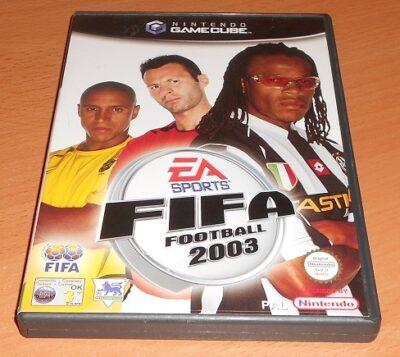 FIFA Football 2003 - Gamecube