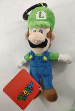 Luigi Mascot Keychain