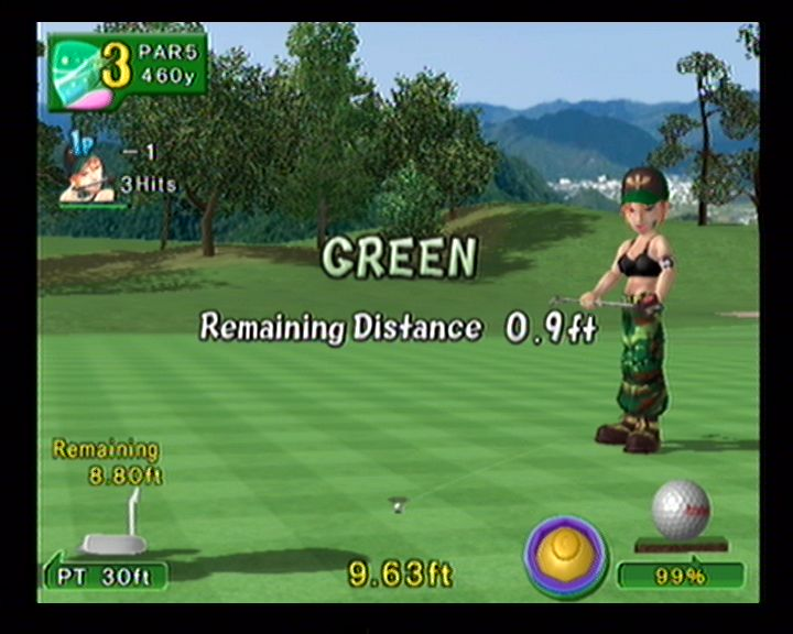 Ace Golf (Gamecube) Screenshots (6)