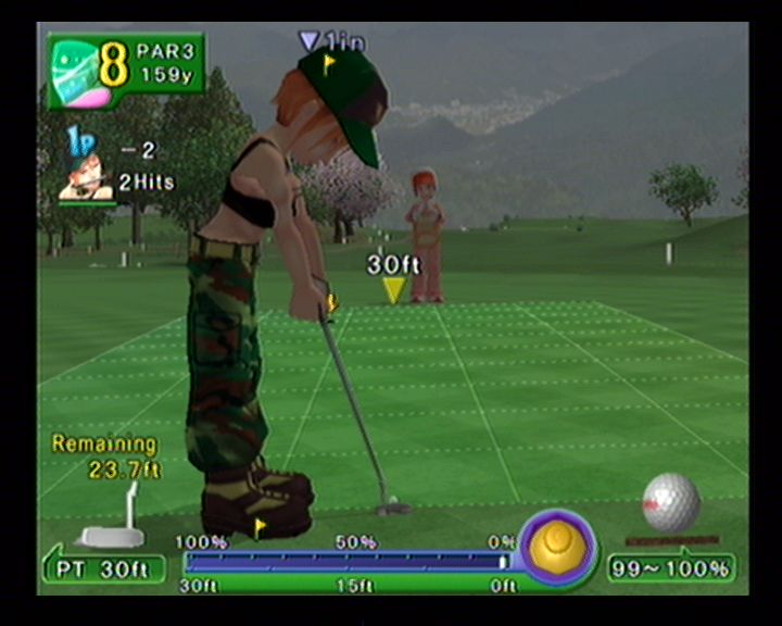 Ace Golf (Gamecube) Screenshots (11)