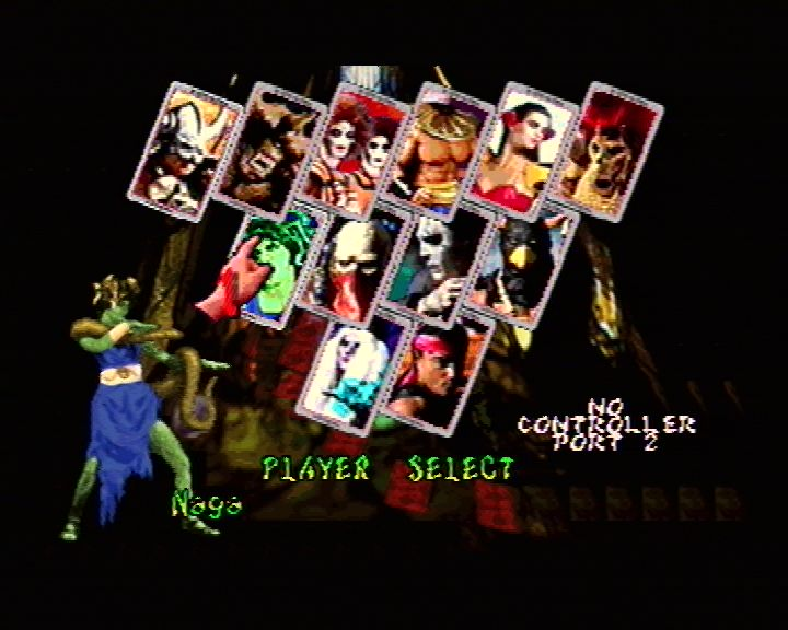Battle Monsters (Sega Saturn) Screenshots (2)