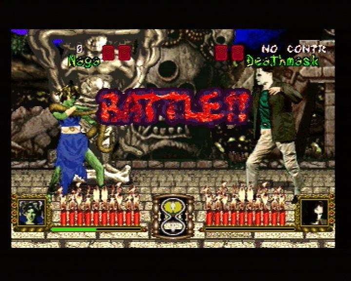 Battle Monsters (Sega Saturn) Screenshots (4)