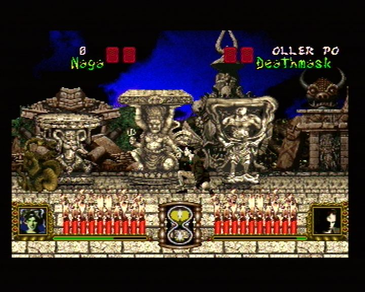 Battle Monsters (Sega Saturn) Screenshots (5)