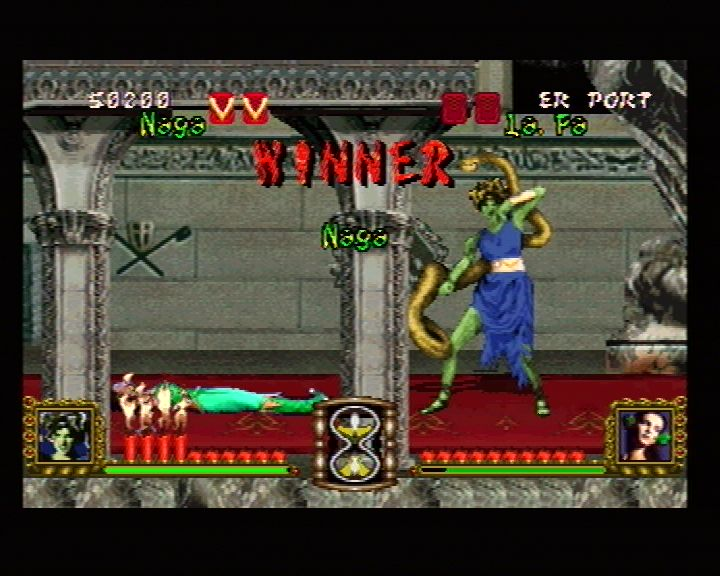 Battle Monsters (Sega Saturn) Screenshots (9)