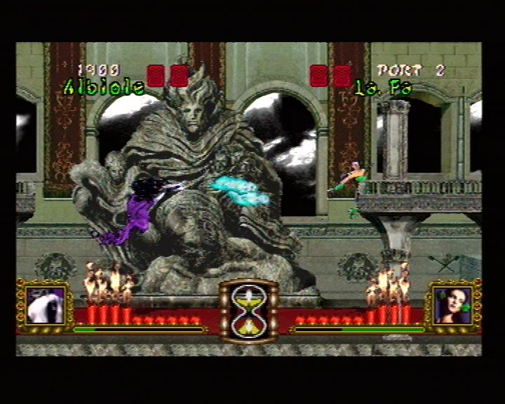 Battle Monsters (Sega Saturn) Screenshots (10)
