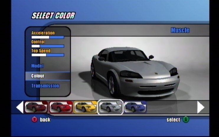 Burnout 2 (Gamecube) Screenshots (2)