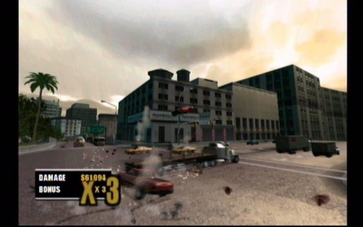 Burnout 2 (Gamecube) Screenshots (6)