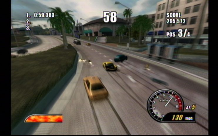 Burnout 2 (Gamecube) Screenshots (11)