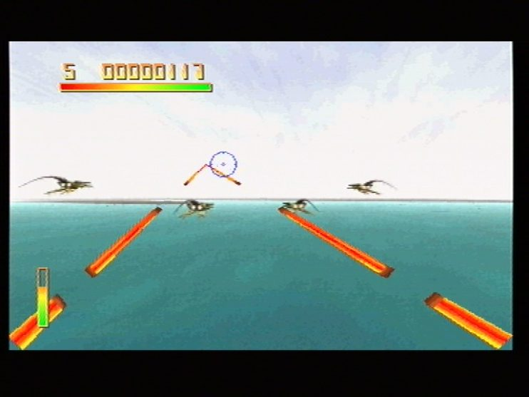 Chaos Control (Sega Saturn) Screenshots (3)
