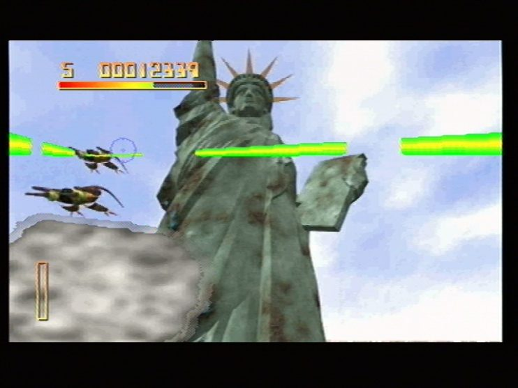 Chaos Control (Sega Saturn) Screenshots (5)
