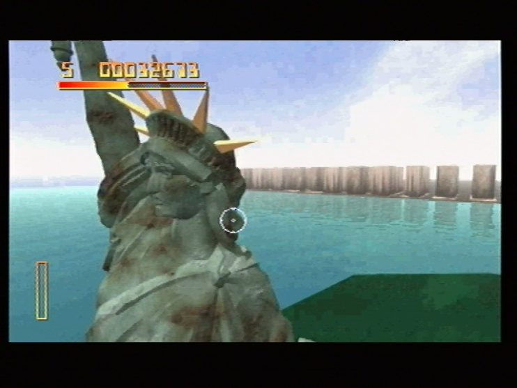 Chaos Control (Sega Saturn) Screenshots (6)