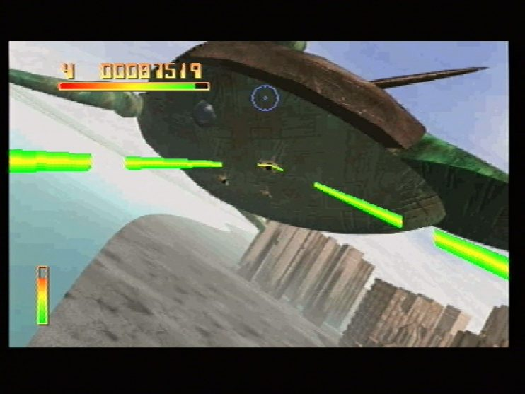 Chaos Control (Sega Saturn) Screenshots (8)
