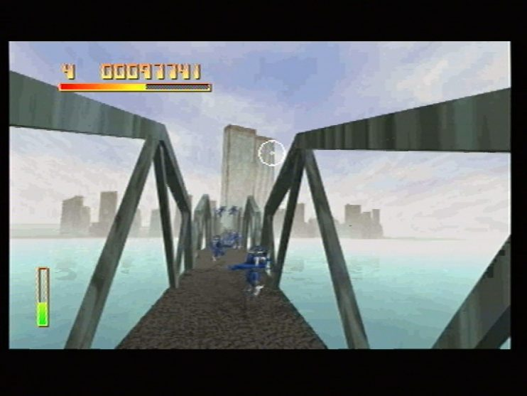 Chaos Control (Sega Saturn) Screenshots (9)