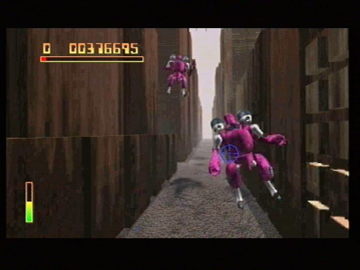 Chaos Control (Sega Saturn) Screenshots (13)