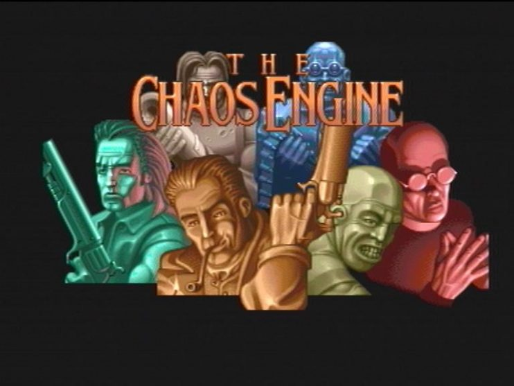 Chaos Engine (CD32) Screenshots (2)