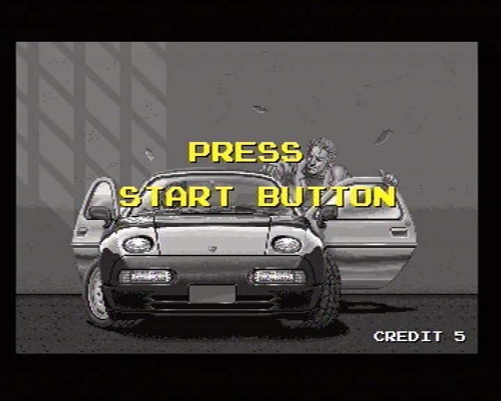 Chase HQ Plus SCI (Sega Saturn) Screenshots (2)