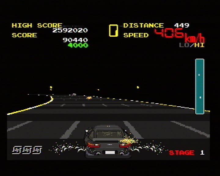 Chase HQ Plus SCI (Sega Saturn) Screenshots (6)