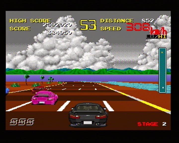 Chase HQ Plus SCI (Sega Saturn) Screenshots (9)