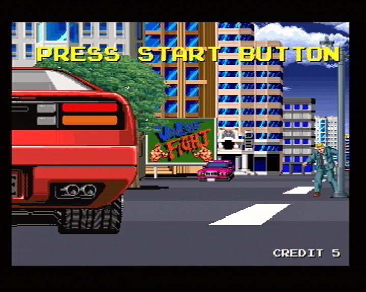 Chase HQ Plus SCI (Sega Saturn) Screenshots (11)