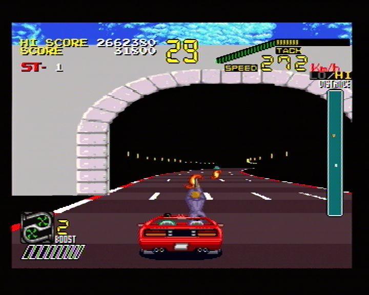 Chase HQ Plus SCI (Sega Saturn) Screenshots (14)