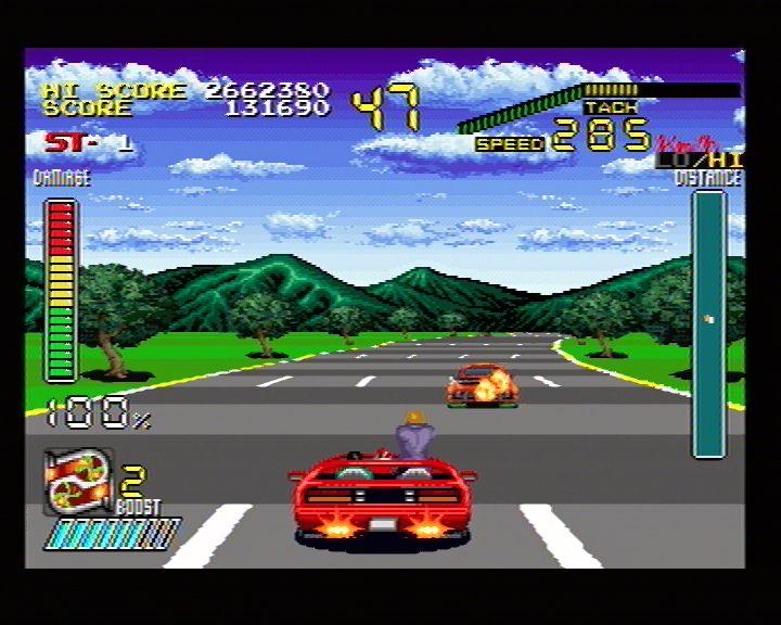 Chase HQ Plus SCI (Sega Saturn) Screenshots (16)